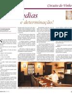 2009-07-09 De Ousadias e Determinação - Fernando Quartim (Jornal Vinho e Cia 41)*