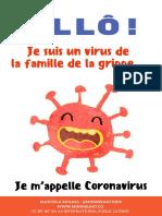 COVID EXPLIQUÉ AUX ENFANTS