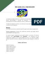 EL ENTORNO GLOBAL DE LA ORGANIZACIÓN -materiales del curso