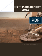 Explore Mars - Humans to Mars Report 2015