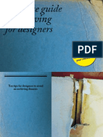 A Concise Guide to Archiving for Designers, published by AIGA and NAGO