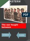 First World War (Eastern Front)