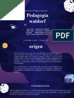 Pedagogia Waldorf -1