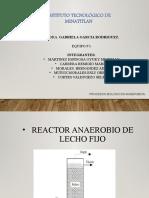 Reactores Anaerobios