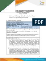 Formato-Guia de actividades y Rúbrica de evaluación - Tarea 1 Descubro mis habilidades emprendedoras.pdf