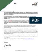 PT Treasurer Report for 2009-10