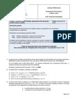 Evaluación asincrónica # 1
