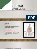 Trastornos hipofisiarios