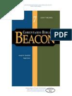 Comentario Bíblico Beacon Tomo 7 Juan y Hechos