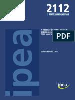 A Inserção da Coréia do Sul na Cadeia Global - Foco Sobre as Políticas Públicas IPEA.pdf