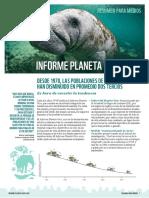 Informe WWF