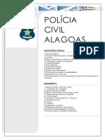 polícia civil alagoas matematica e logica