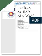 Polícia Militar Alagoas Matematica