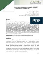FRACASSO ESCOLAR QUAIS AS IDEIAS DE ESTUDANTES DO ENSINO FUNDAMENTAL I SOBRE O TEMA.doc