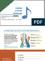 BARRERAS QUE DIFICULTAN LOS PROCESOS DE COMUNICACIÓ INTERPERSONAL
