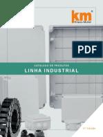 Kraus Mueller - Linha Industrial e Prensa Cabos