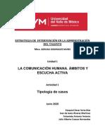 A1 TIPOLOGIA DE CASO