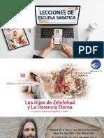 10. LAS HIJAS DE ZELOFEHAD Y LA HERENCIA ETERNA