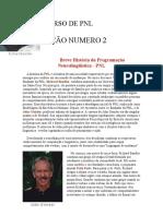 PNL - Lição 2.doc