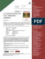 """""""Una Aproximación a la Etnozoología de los Camélidos Andinos"""" - Bibiana Vilá (2014).pdf"""