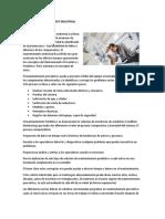 MANTENIMIENTO DEL ROBOT INDUSTRIAL