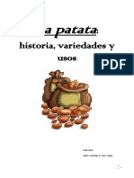Trabajo de las patatas