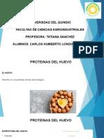 PROTEINAS DEL HUEVO.pptx
