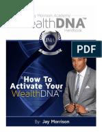JMA WealthDNA Ebook 12.2015