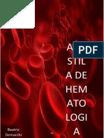 APOSTILA DE HEMATOLOGIA P1