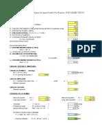 4.-Diseño sistema por bombeo