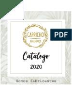 CATALOGO CAPRICHO 6 Agosto.pdf
