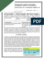 GUÍA CIENCIAS NATURALES II TRIMESTRE SÉPTIMO