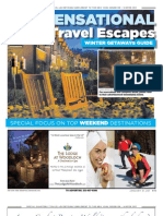 Sensational Travel Escapes - Winter 2011