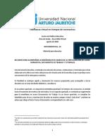 Documento 10 Indice Organizador de Lecturas