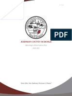 Johnson Co. - Returning to School Action Plan 9-10-2020