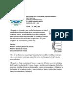 GUIA DE EDUCACION FISICA GRADO OCTAVO 801, 802,803