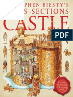 Stephen Biesty, Richard Platt - Stephen Biesty's cross-sections castle-Dorling Kindersley (2013)