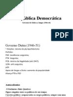 A República Democrática