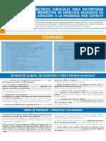 Directrices ONU DH Covid19 y Derechos Humanos