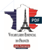 Vocabulario Essencial do Francês