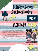 Modificadores Conductuales (2)