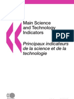 Main Science and Technology Indicators, Volume 2009 Issue 2gpg