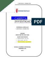 DIRECTORIO DE INVESTIGACION COMPETENCIA COMUNICATIVA