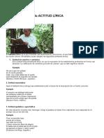 El hablante lírico y la ACTITUD LÍRICA.docx