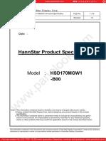 HSD170MGW1-B00-HannStar