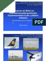 Aviation standard
