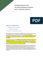 UNID 1 CURSO DE MKT - ECONOMIA-1