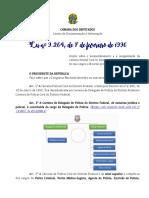 Lei 9.264 de 1996 - Demembramento da PCDF - LEI SECA.pdf