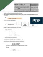 1.1 DISEÑO HIDRAULICO PATA PATA