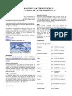 laboratorio carta psicrometrica